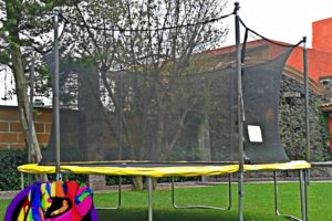 Trampolín Jumbo